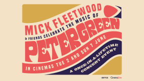 Fleetwood & Friends Encore Screening at Aylesbury Waterside Second Space