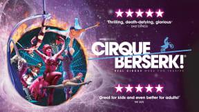 Cirque Berserk at New Theatre Oxford