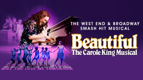 Beautiful - The Carole King Musical at Palace Theatre Manchester
