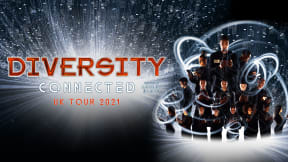 Diversity - Connected 2021 at Aylesbury Waterside Theatre