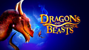 Dragons and Mythical Beasts Live at Aylesbury Waterside Theatre