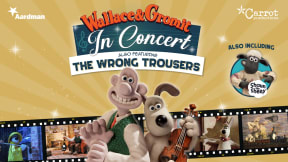 Wallace & Gromit: In Concert at Bristol Hippodrome Theatre