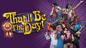 That'll Be The Day at Bristol Hippodrome Theatre