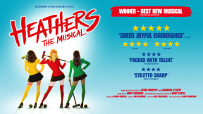 Heathers The Musical at Theatre Royal Brighton