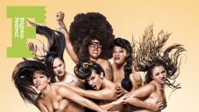 Hot Brown Honey at Theatre Royal Brighton