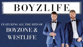 Boyzlife at Regent Theatre, Stoke-on-Trent