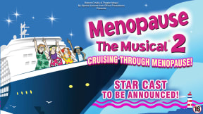 Menopause The Musical 2 at Regent Theatre, Stoke-on-Trent