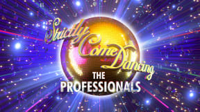 Strictly Come Dancing The Professionals at New Theatre Oxford