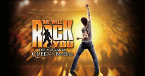 We Will Rock You at Regent Theatre, Stoke-on-Trent