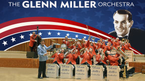 The Glenn Miller Orchestra at New Victoria Theatre, Woking