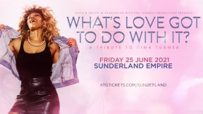 What's Love Got To Do With It? A Tribute To Tina Turner at Sunderland Empire
