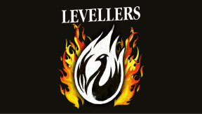 Levellers at Aylesbury Waterside Theatre