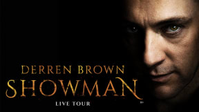 Derren Brown: Showman at New Theatre Oxford