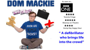 Dom Mackie: LIVE at Studio at New Wimbledon Theatre