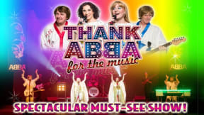 Thank ABBA For The Music at New Victoria Theatre, Woking