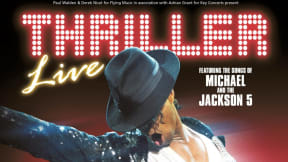 Thriller Live at Regent Theatre, Stoke-on-Trent