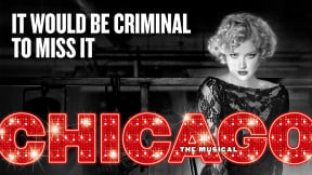 Chicago at Regent Theatre, Stoke-on-Trent