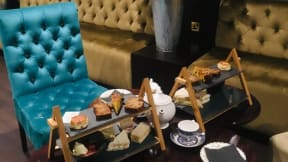 Afternoon Tea (18th October) at Piano Bar, New Theatre Oxford