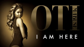 Oti Mabuse - I Am Here at Regent Theatre, Stoke-on-Trent