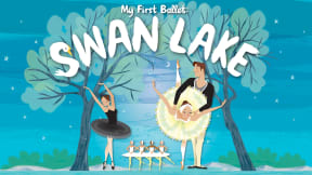 My First Ballet - Swan Lake at Richmond Theatre