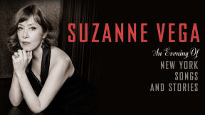 Suzanne Vega: An Evening of New York Songs and Stories at Theatre Royal Brighton