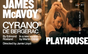 Cyrano de Bergerac at The Playhouse Theatre