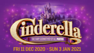 Cinderella at Regent Theatre, Stoke-on-Trent