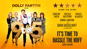 9 to 5 The Musical at Savoy Theatre