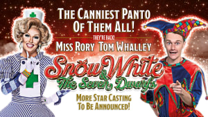 Snow White at Sunderland Empire