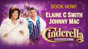 Cinderella at King's Theatre, Glasgow