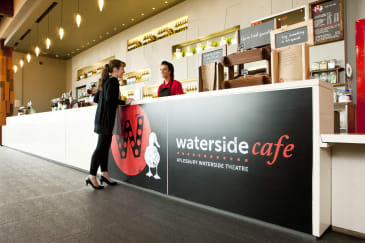 The Waterside Cafe