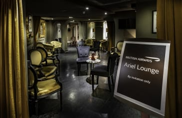 The Ariel Lounge