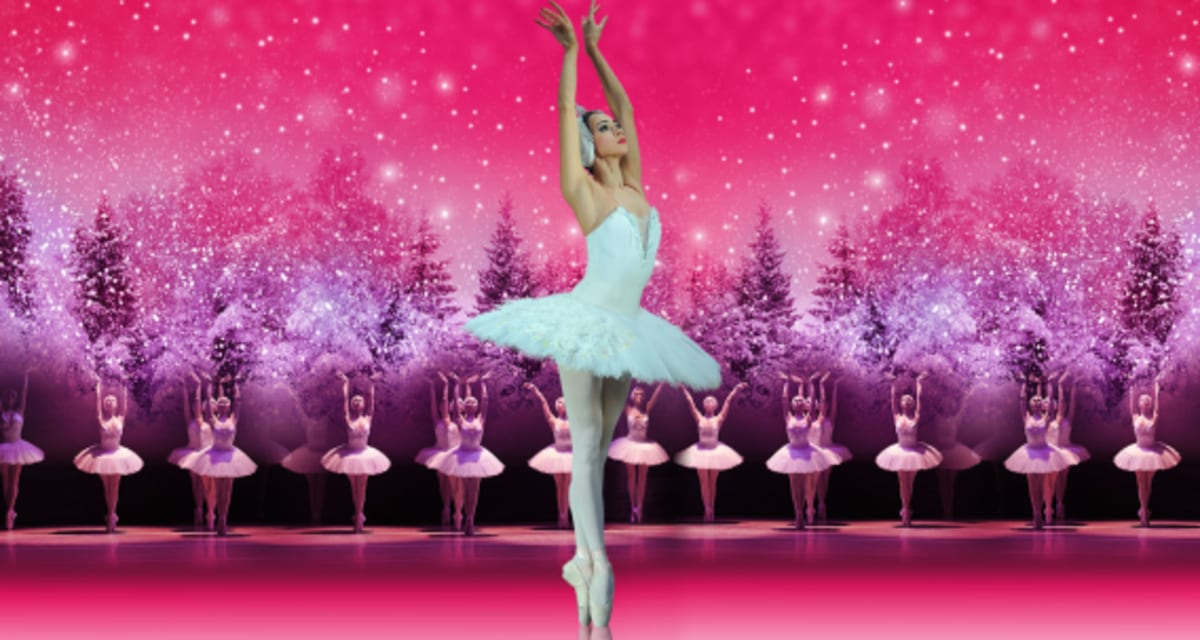 Russian State Ballet of Siberia - Sleeping Beauty at New Wimbledon Theatre