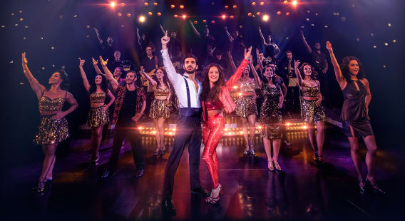 On Your Feet at New Wimbledon Theatre