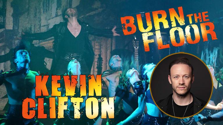 Kevin Clifton – Burn The Floor
