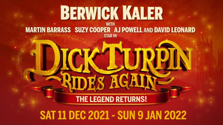 Dick Turpin Rides Again