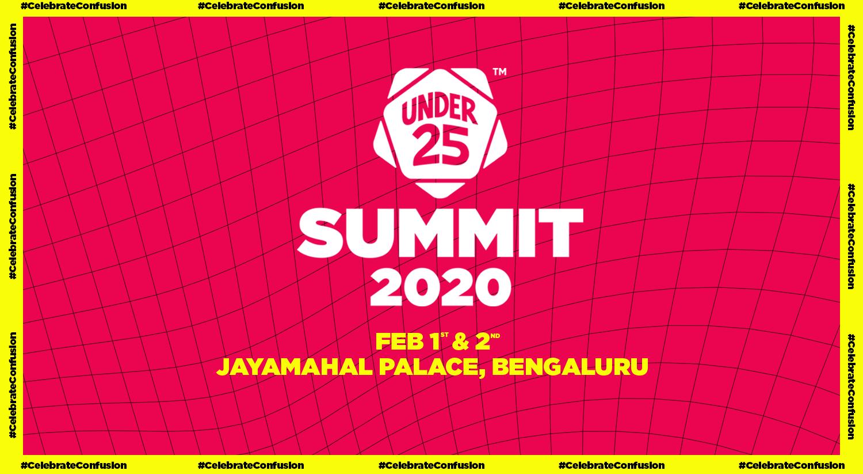 Under 25 Summit 2020