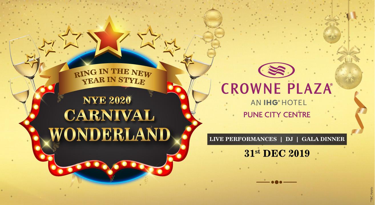 Carnival Wonderland   Pune