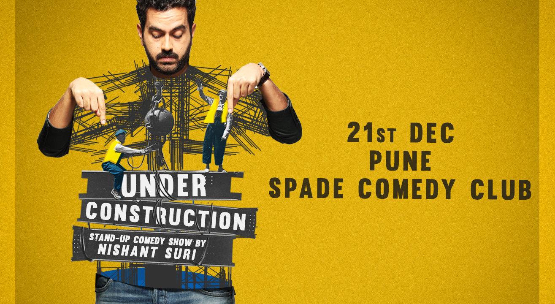 Under Construction   Pune