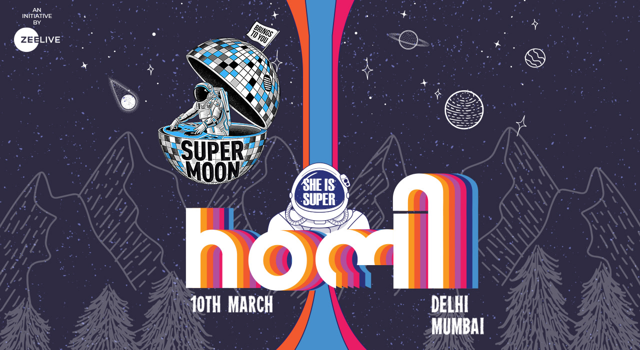 Supermoon Holi | Sign up for early access
