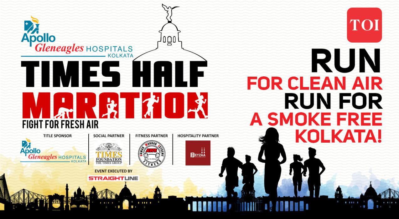 Times Half Marathon
