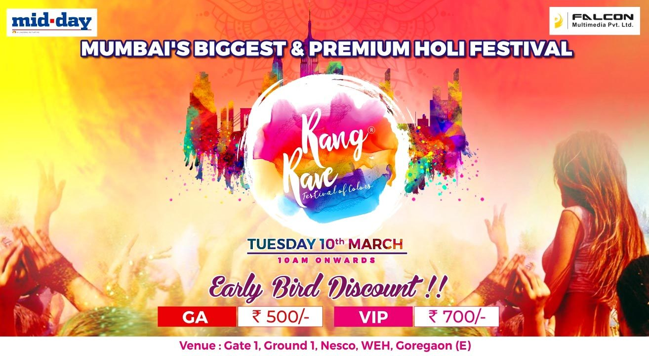Rang Rave – Festival of Colors