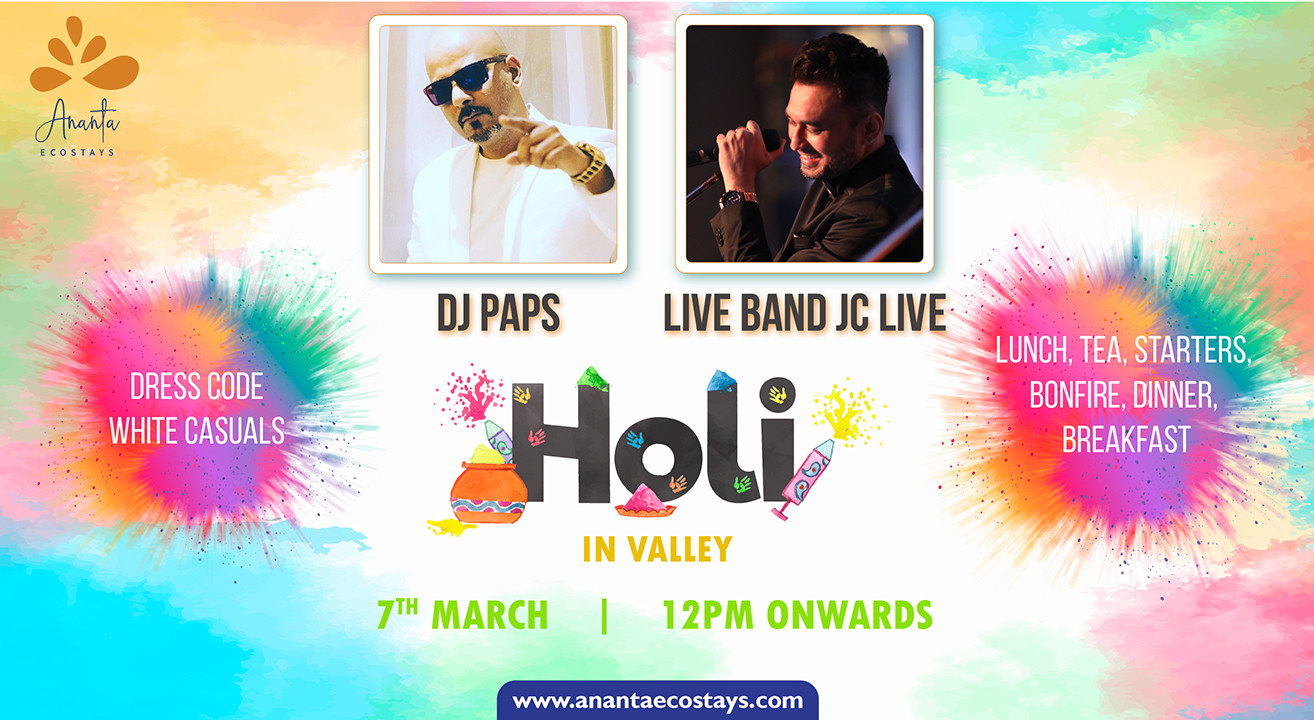Holi in Valley