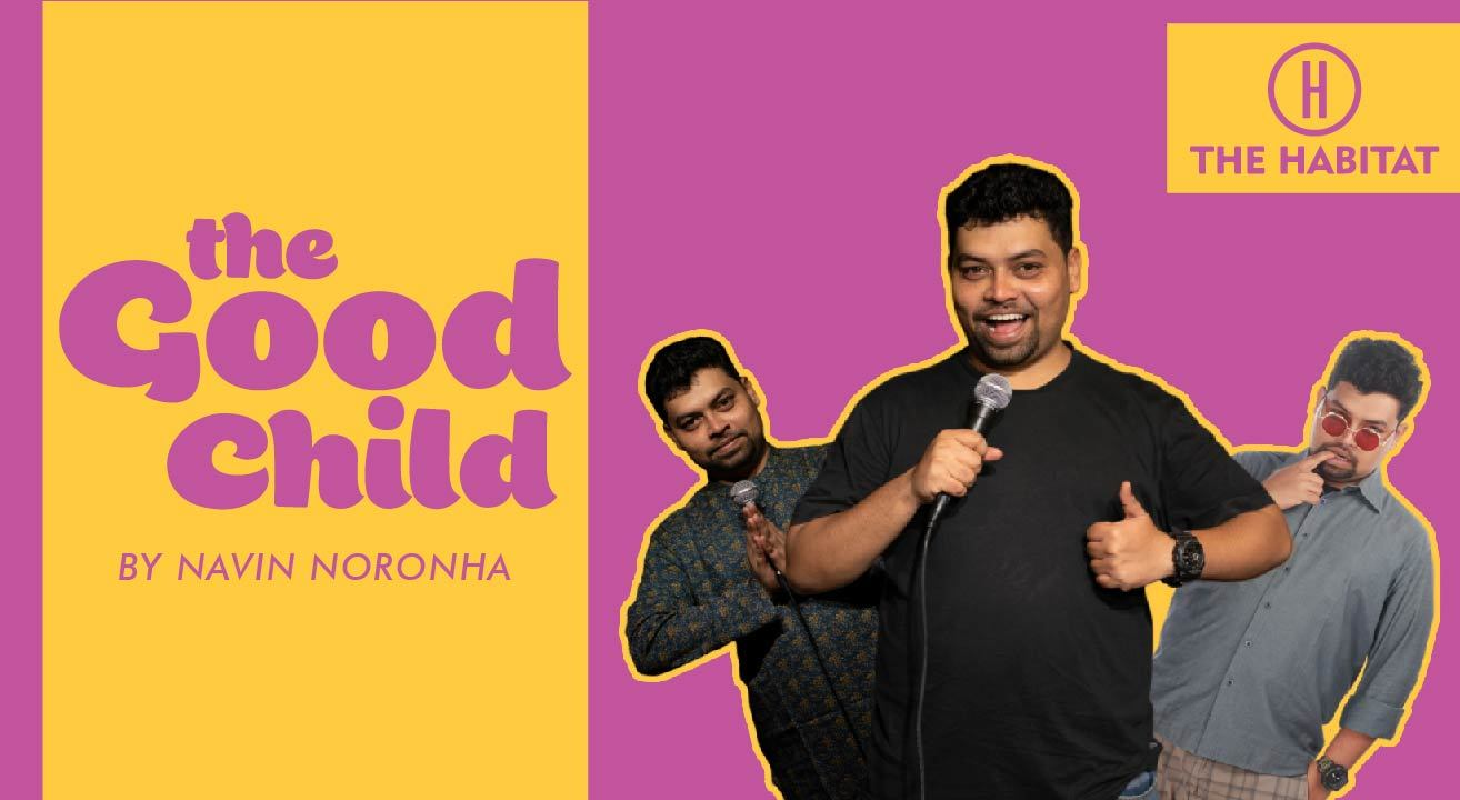 The Good Child by Navin Noronha
