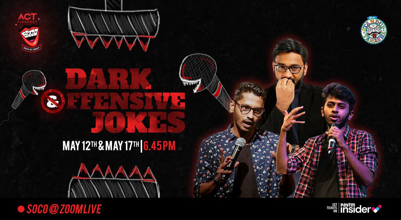 Dark & Offensive Jokes