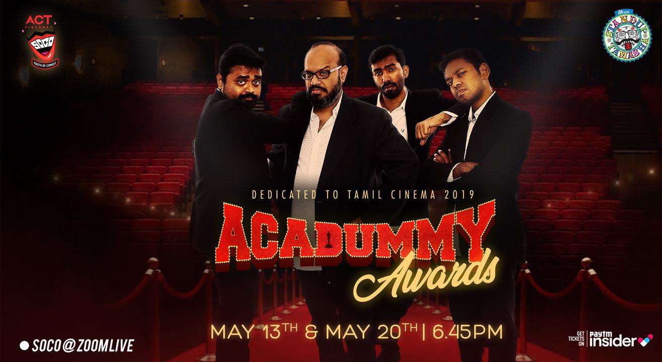 Acadummy Awards 2019 (Tamil)