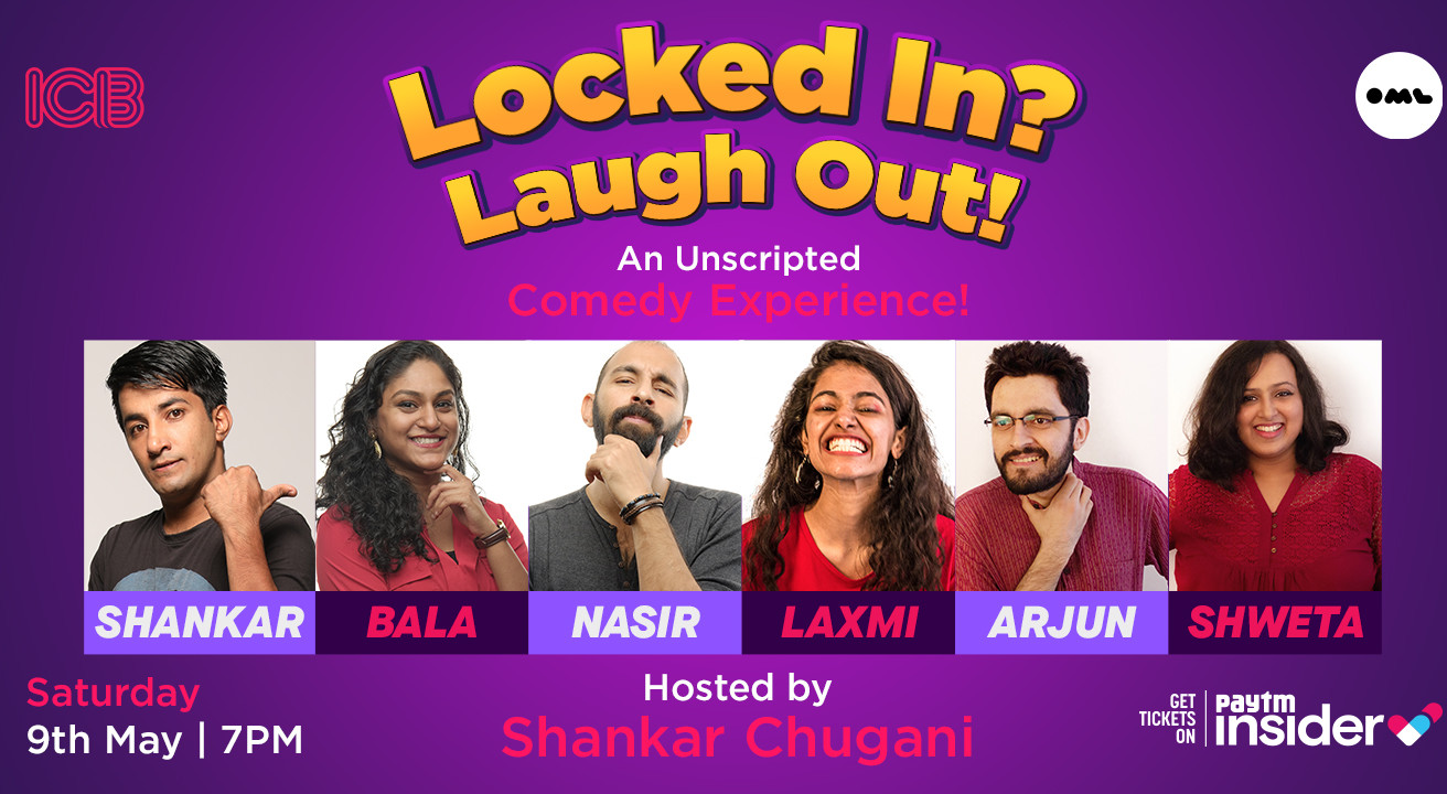 Locked In? Laugh Out!