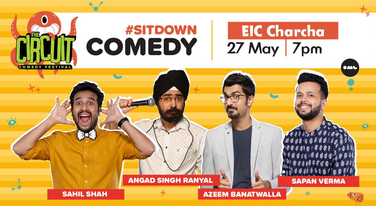 EIC Charcha ft. Sapan, Azeem, Angad & Sahil
