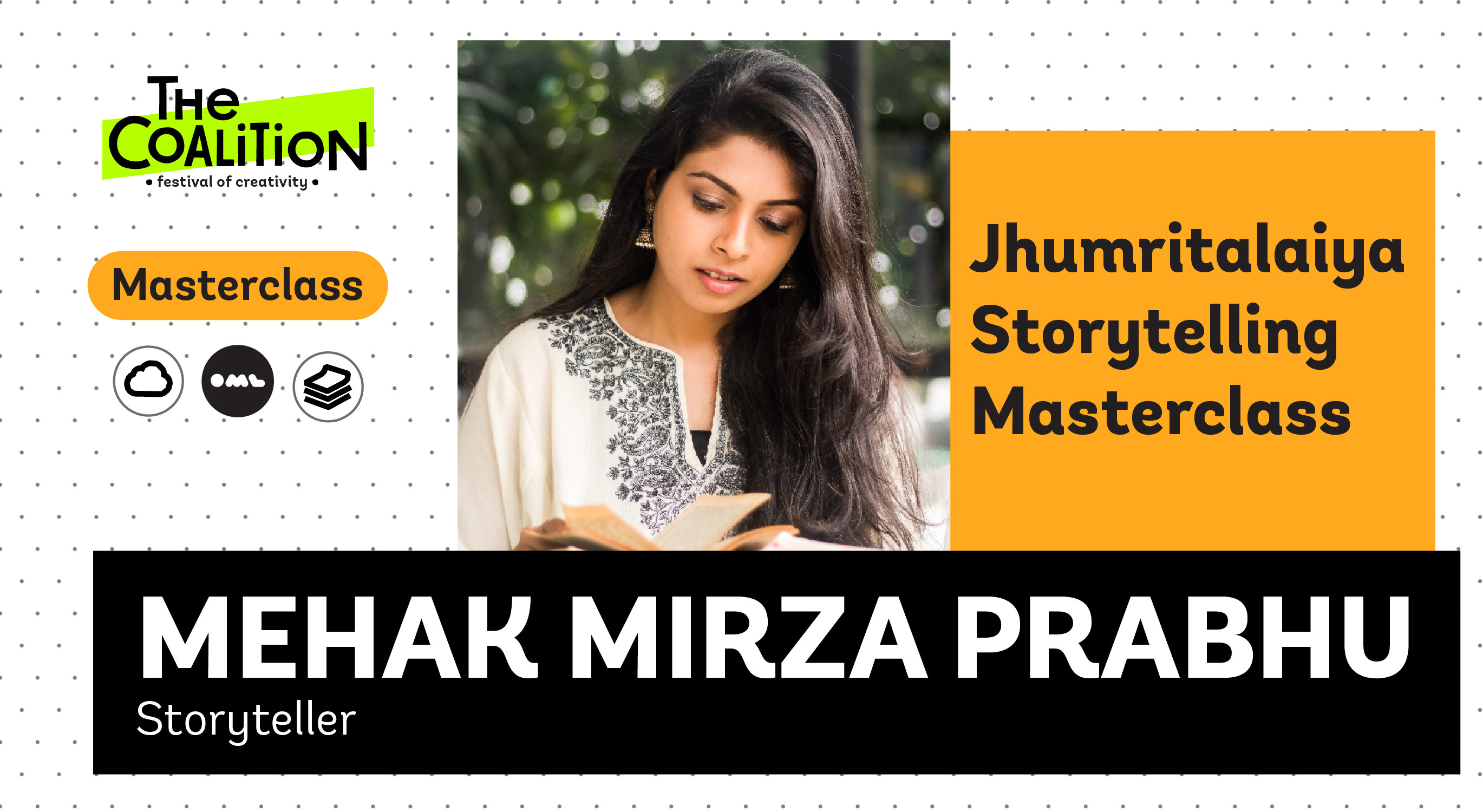 TC Masterclass: Jhumritalaiya Storytelling with Mehak