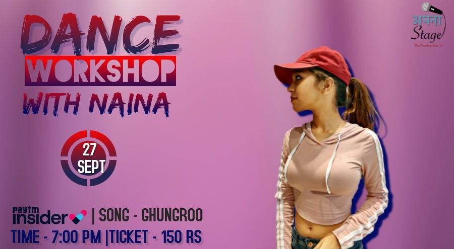 Dance Workshop (Naina)